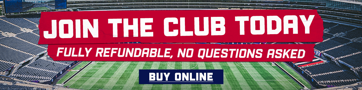 JOIN THE CLUB TODAY - FULLY REFUNDABLE, NO QUESTIONS ASKED - BUY ONLINE