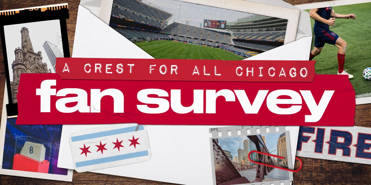CFFC - A CREST FOR ALL CHCIAGO - FAN SURVEY