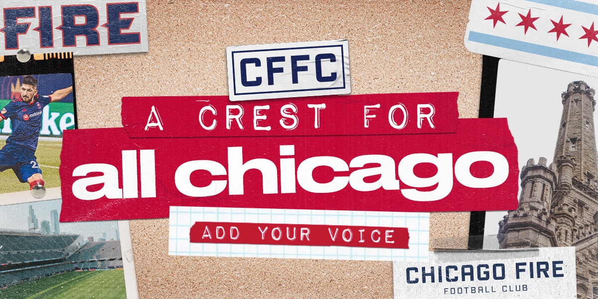 CFFC - A CREST FOR ALL CHCIAGO - ADD YOUR VOICE