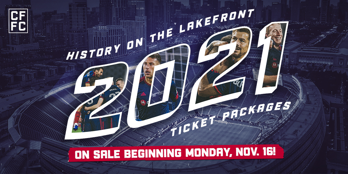 CFFC | HISTORY ON THE LAKEFRONT 2021 TICKET PACKAGES - ON SALE BEGINNING MONDAY, NOV. 16!
