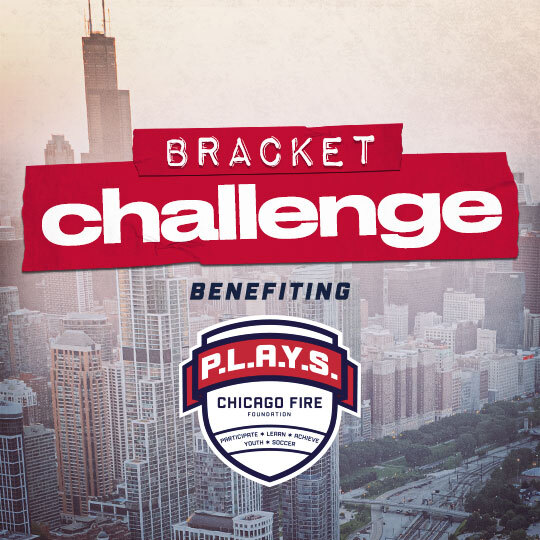 CFF BRACKET CHALLENGE BENEFITING THE CFF P.L.A.Y.S. PROGRAM