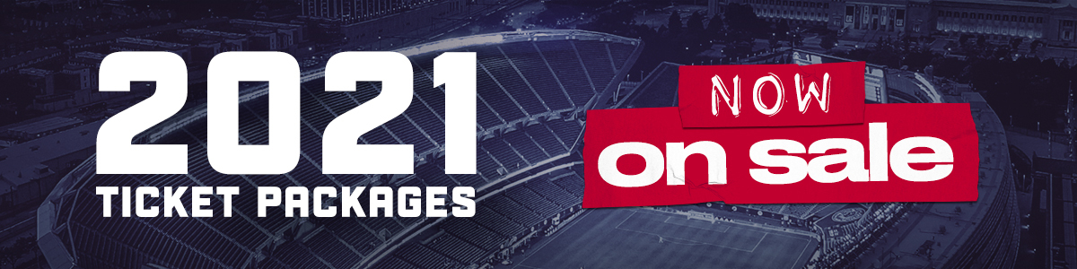 2021 TICKET PACKAGES - NOW ON SALE