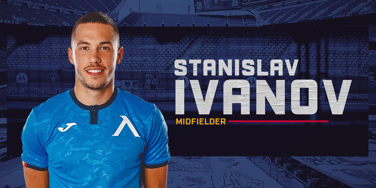 STANISLAV IVANOV - MIDFIELDER