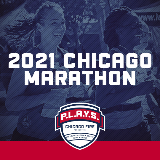 2020 MARATHON CHICAGO FIRE FOUNDATION