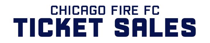 CHICAGO FIRE FC | TICKET SALES