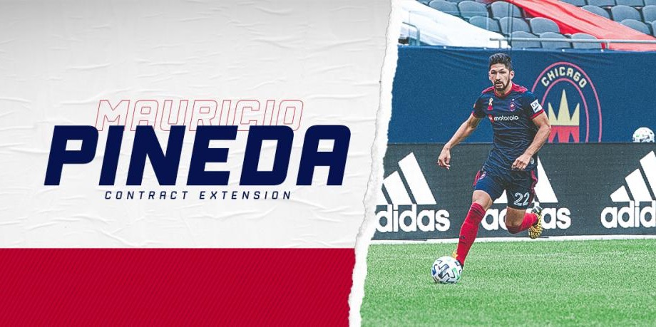 MAURICIO PINEDA | CONTRACT EXTENSION