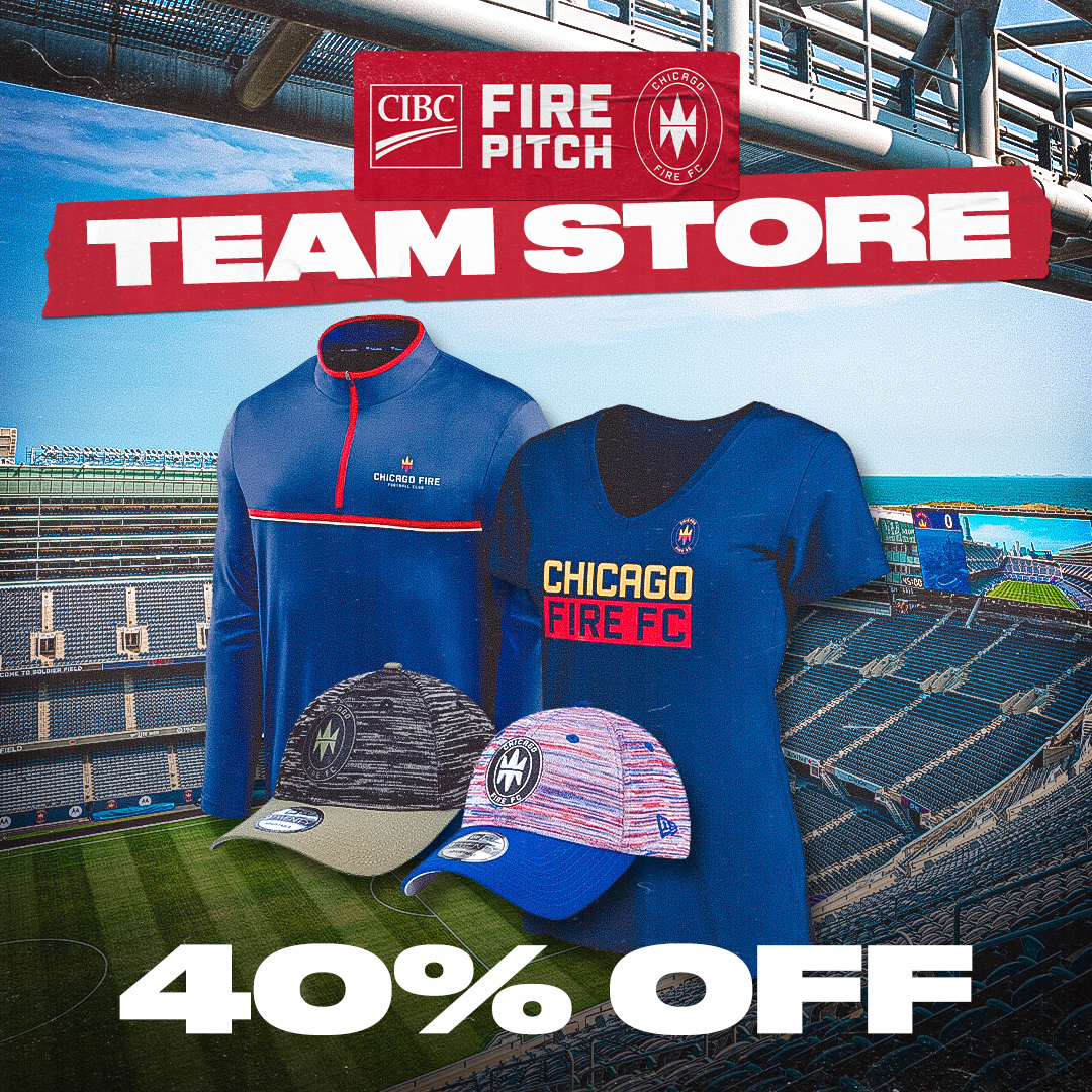 CIBC FIRE PITCH TEAM STORE - 40% OFF