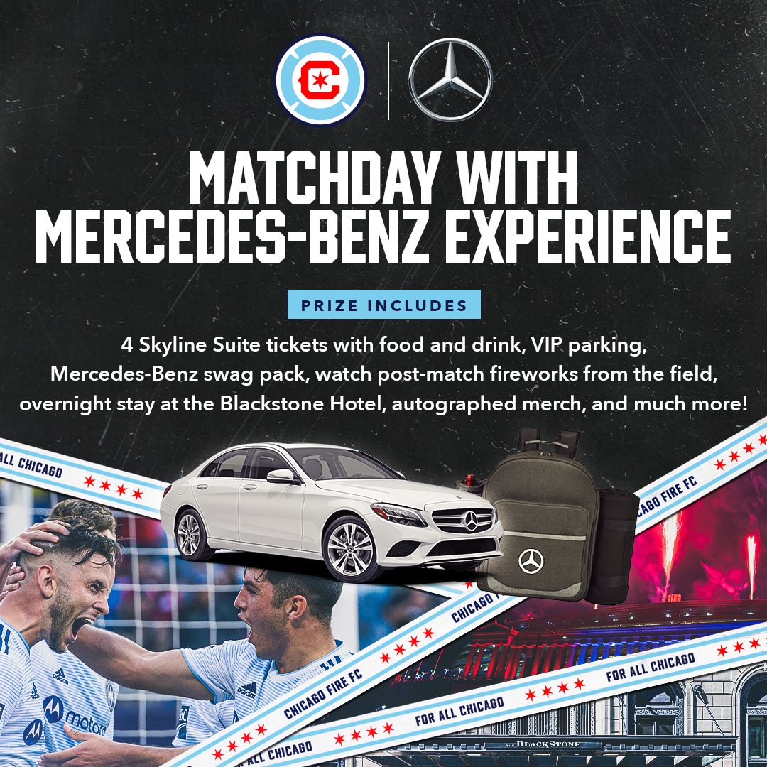 Matchday With Mercedes-Benze Experience