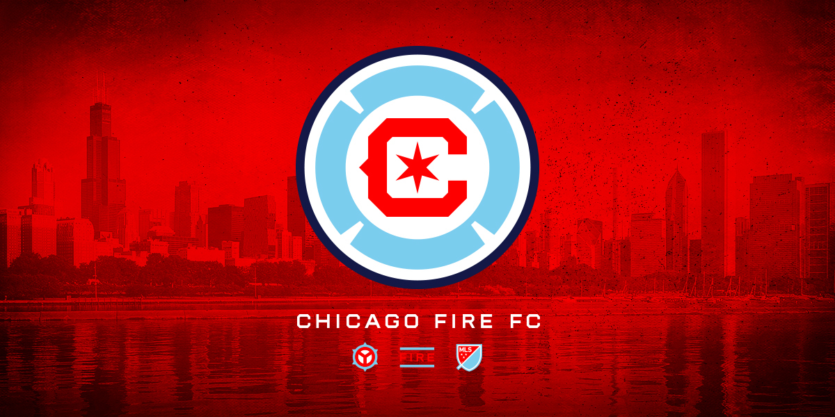 CHICAGO FIRE FC 2022 CREST LAUNCH