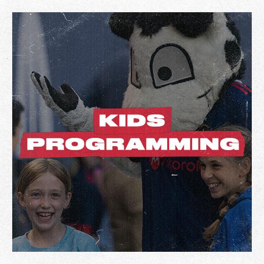 KIDS PROGRAMMING