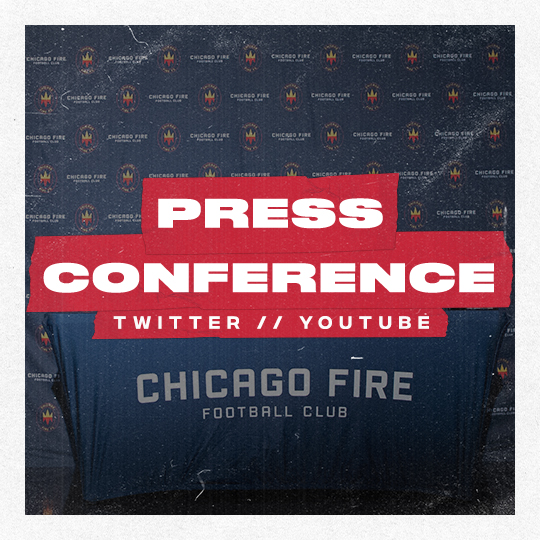 PRESS CONFERENCE -- TWITTER // YOUTUBE