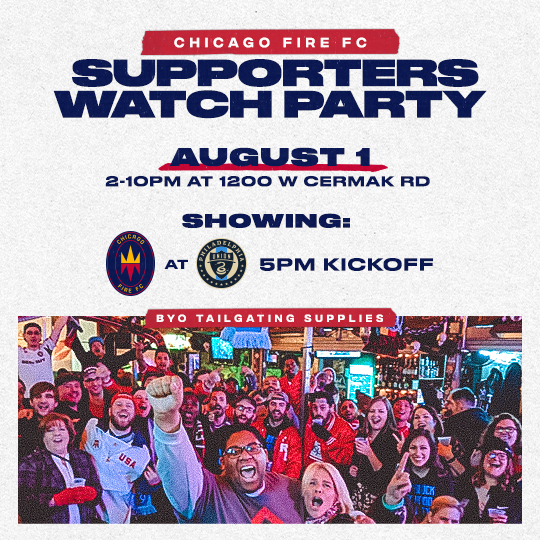 SUPPORTER WATCH PARTY