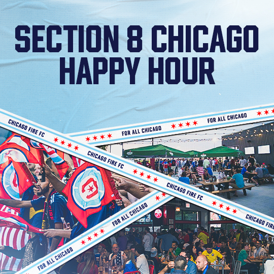 SECTION 8 CHICAGO HAPPY HOUR