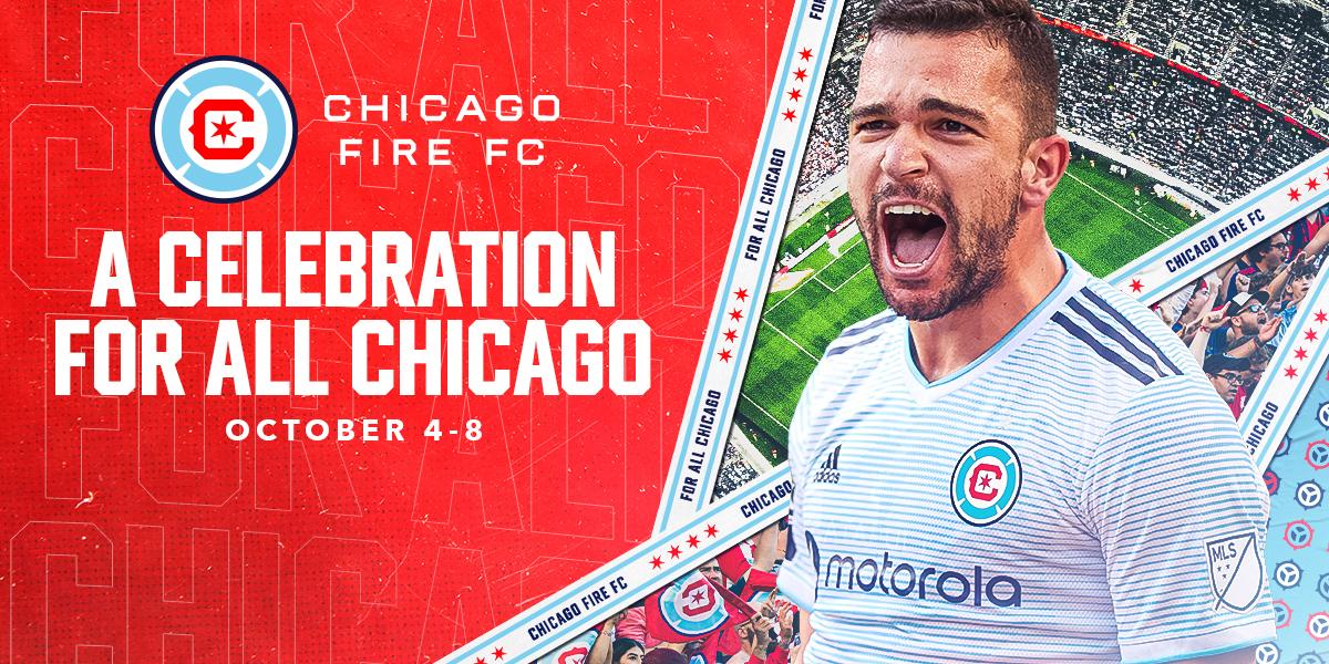 A CELEBRATION FOR ALL CHICAGO -- OCTOBER 4-8